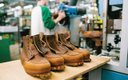 Inside the Red Wing boot manufacturing process.