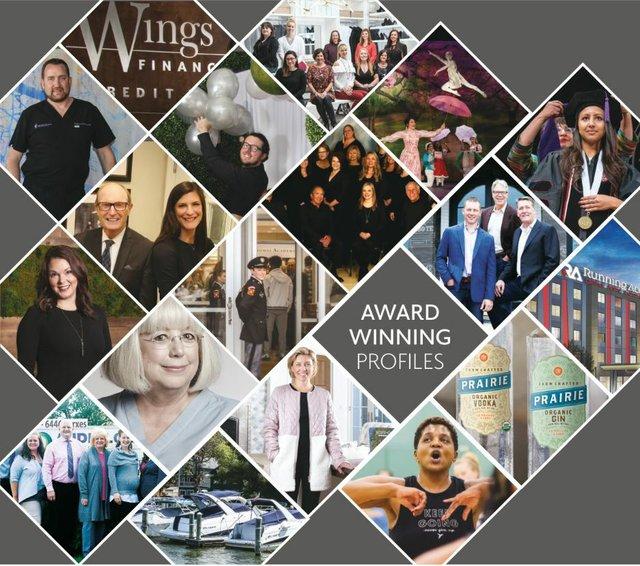 Award Winning Profiles - Header