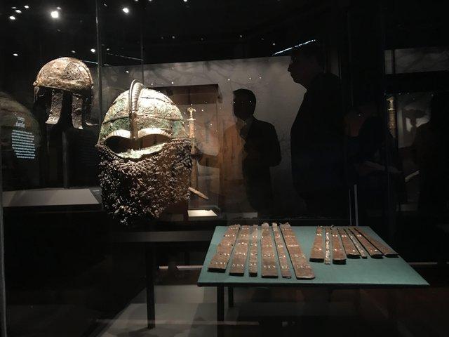 The Vikings Begin at the American Swedish Institute