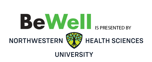Be Well Logo Lockup