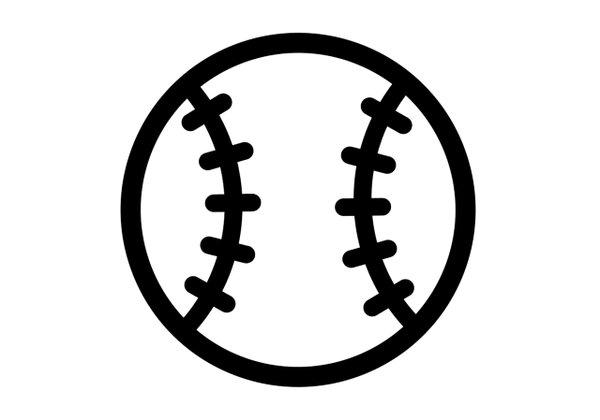 baseball graphic