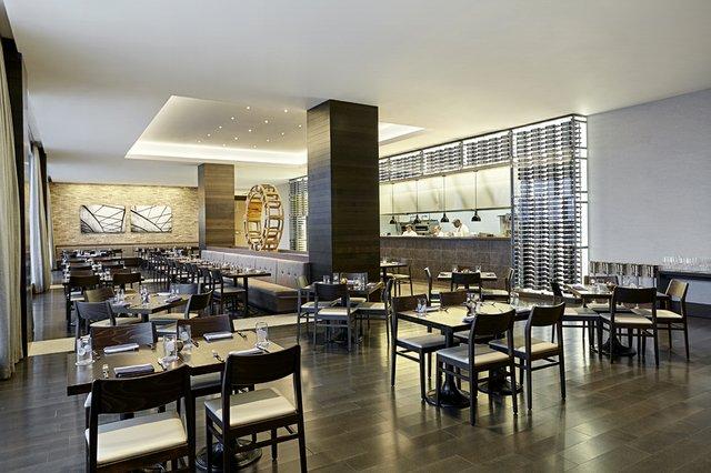 JW Marriott Restauran