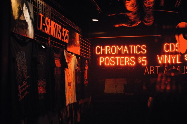 Chromatics at First Avenue