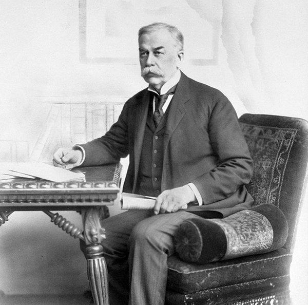 Former surveyor Jacob Brower