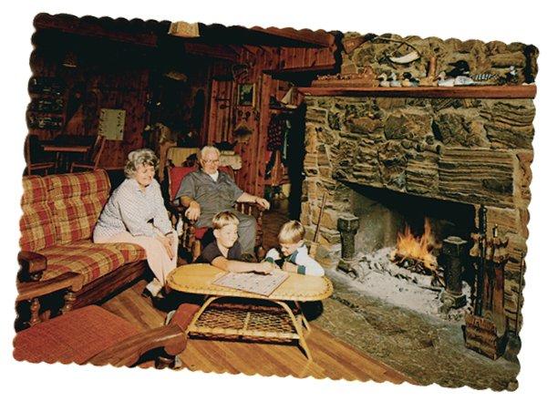 90-year-old Gunflint Lodge