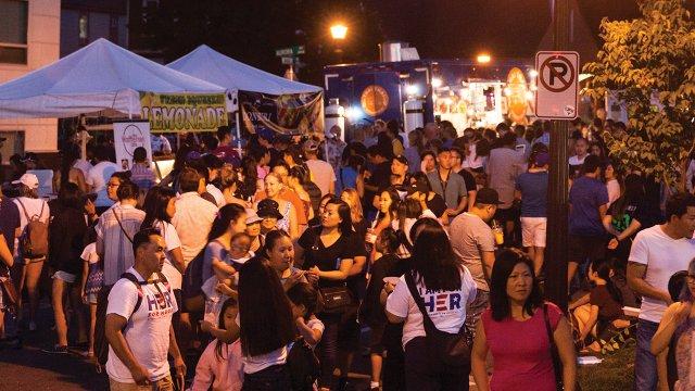 The Little Mekong Night Market