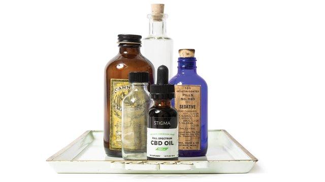 Full spectrum CBD oil, Stigma Hemp