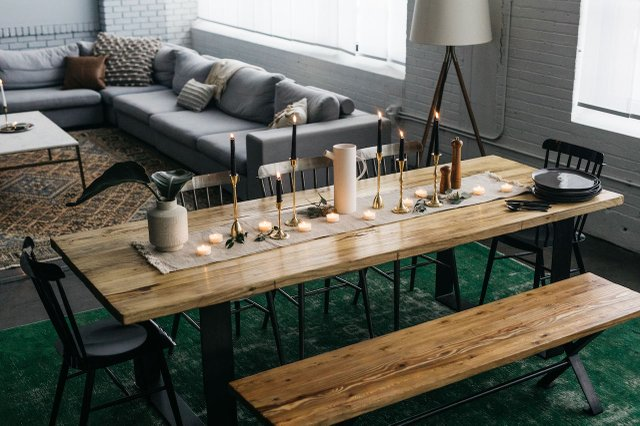 Table by Pikka Design Co.