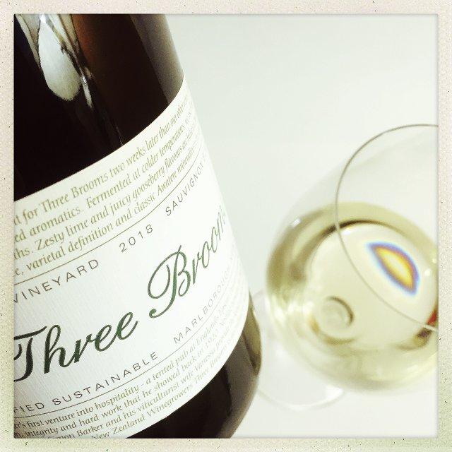 Three Brooms wine