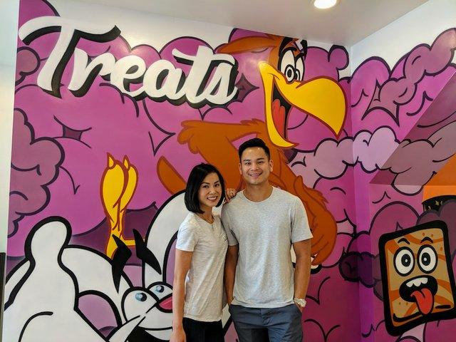 Trisha Seng and Minh Dinh: Sibling power team
