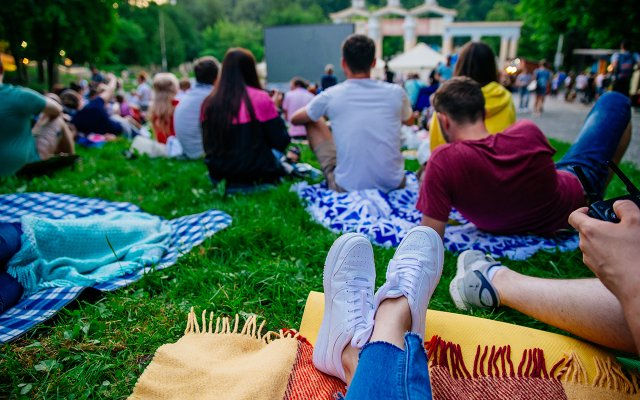 Outdoor Summer Movies in the Twin Cities