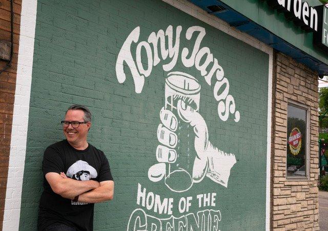 Outside Tony Jaro's