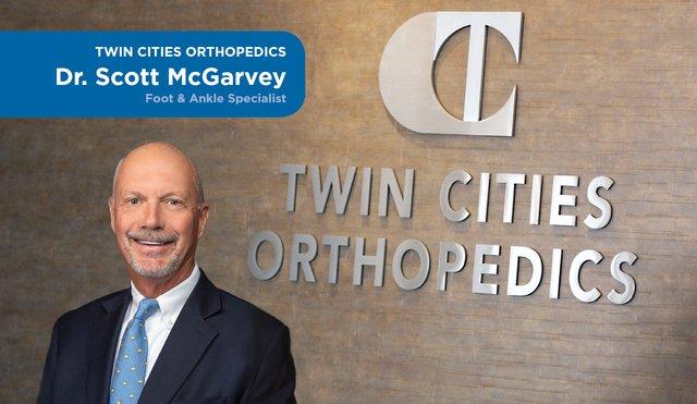 Dr. Scott McGarvey