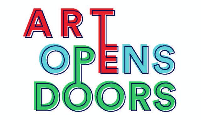 Art Opens Doors logo