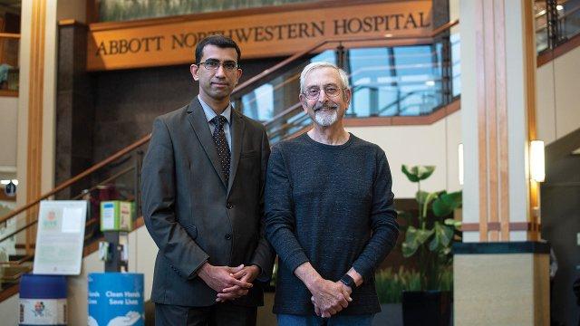 Dr. Ashwin Kamath and Steve Lindberg