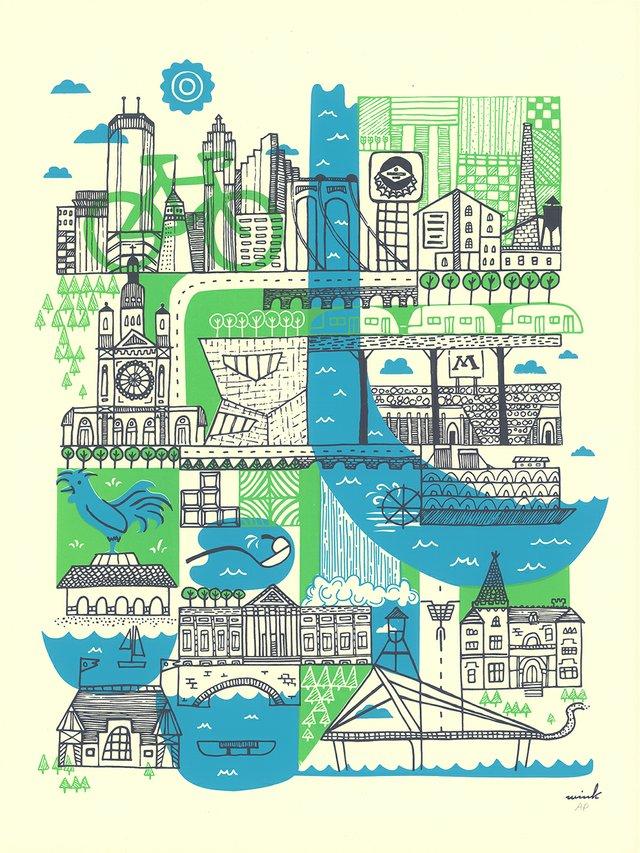 """The Neighborhood Ride"" by Jenny Moran"