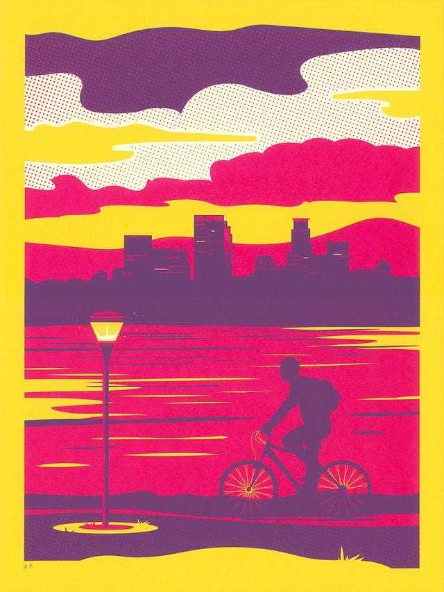"""""""Twilight Ride"""" by Nicholson Kenney"""