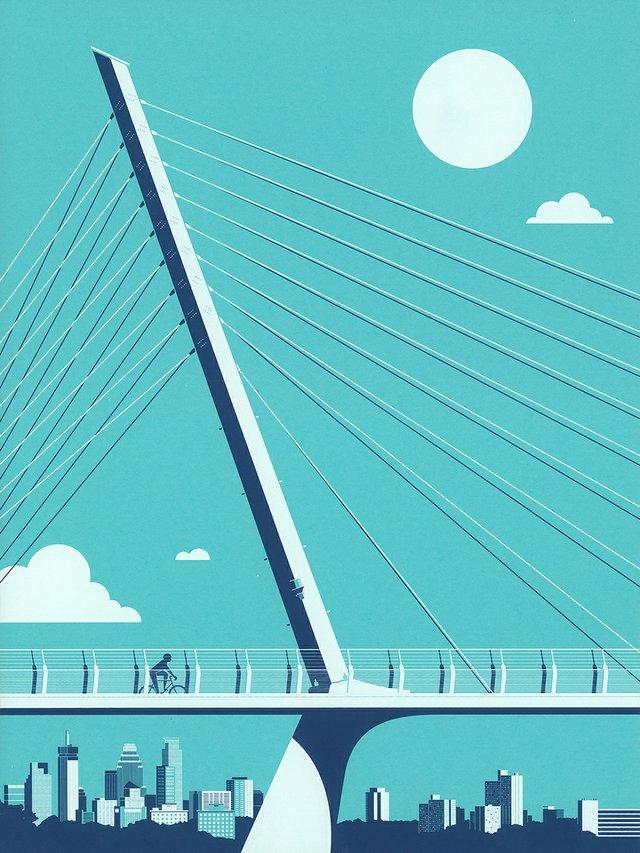 """Sabo Bridge"" by Krisna MacDonald"