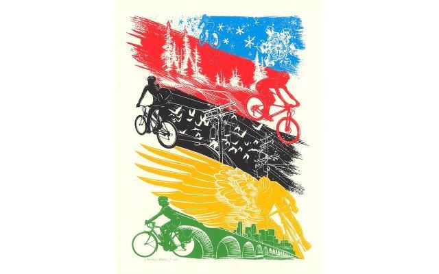 """We Ride"" by Adam Turman"