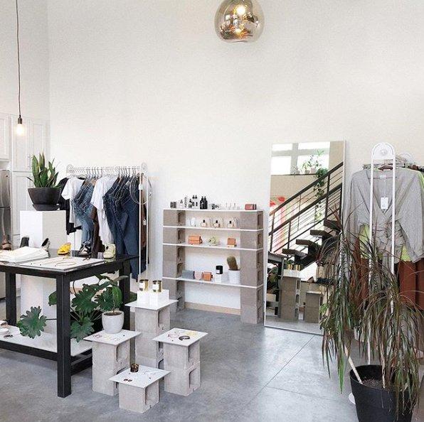 Hazel and Rose's North Loop Store