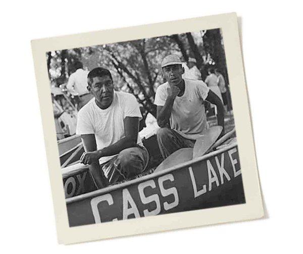 Paul Bunyan Canoe Derby