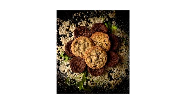 PURIS baked cookies