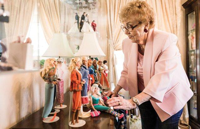 Carol Spencer, Barbie's Designer