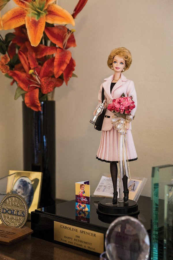 The Carol Spencer Barbie