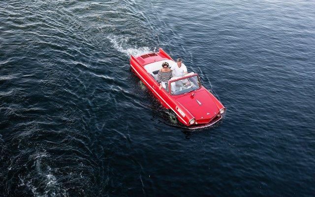 The Amphicars of Lake Minnetonka
