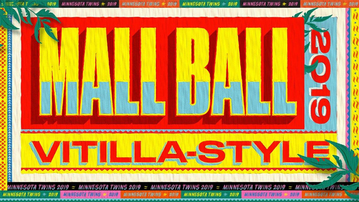 Minnesota Twins to Play Vitilla on Nicollet Mall Today
