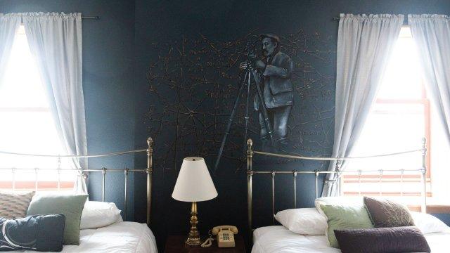 Room 308 in Historic Calumet Inn