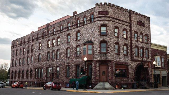 Historic Calumet Inn in Pipestone, MN