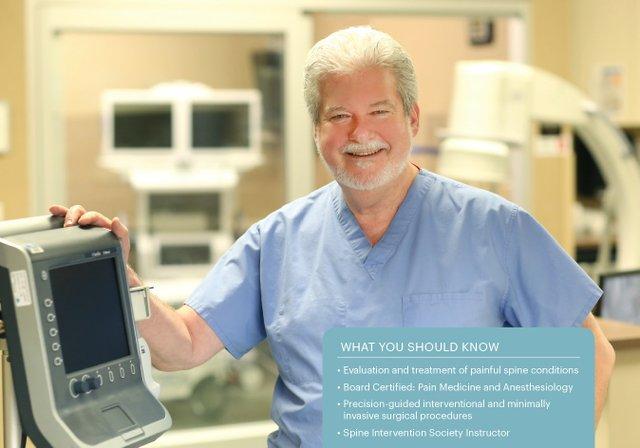 Dr. Louie Saeger
