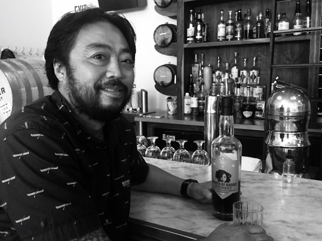Hai Truong, chef owner of Ngon Bistro