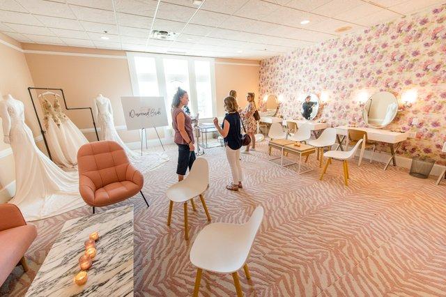 Edinburgh USA Bridal Suite