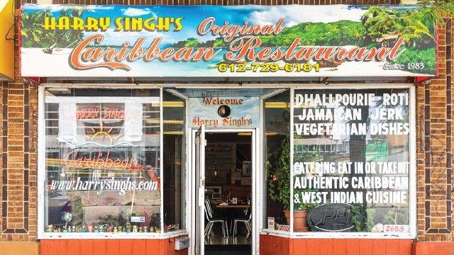 Harry Singhs Original Caribbean Restaurant