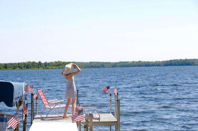 Sand Lake Dock