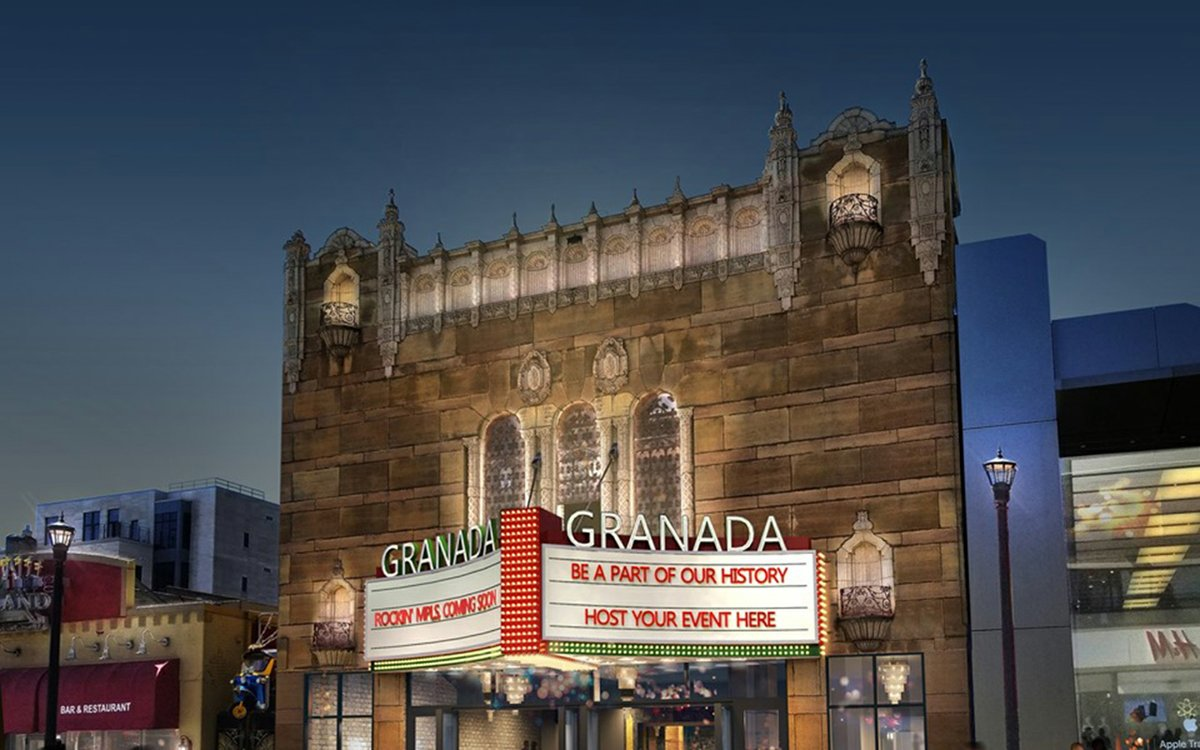The Granada Theater Returns