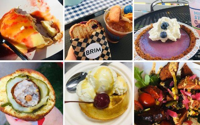 Dara's Minnesota State Fair Food Picks collage