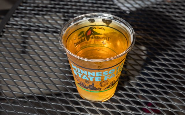 Giggles Toasted Pumpkin Seed Ale