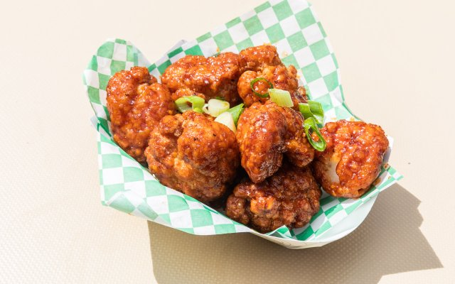 O'Gara's Whiskey Wings