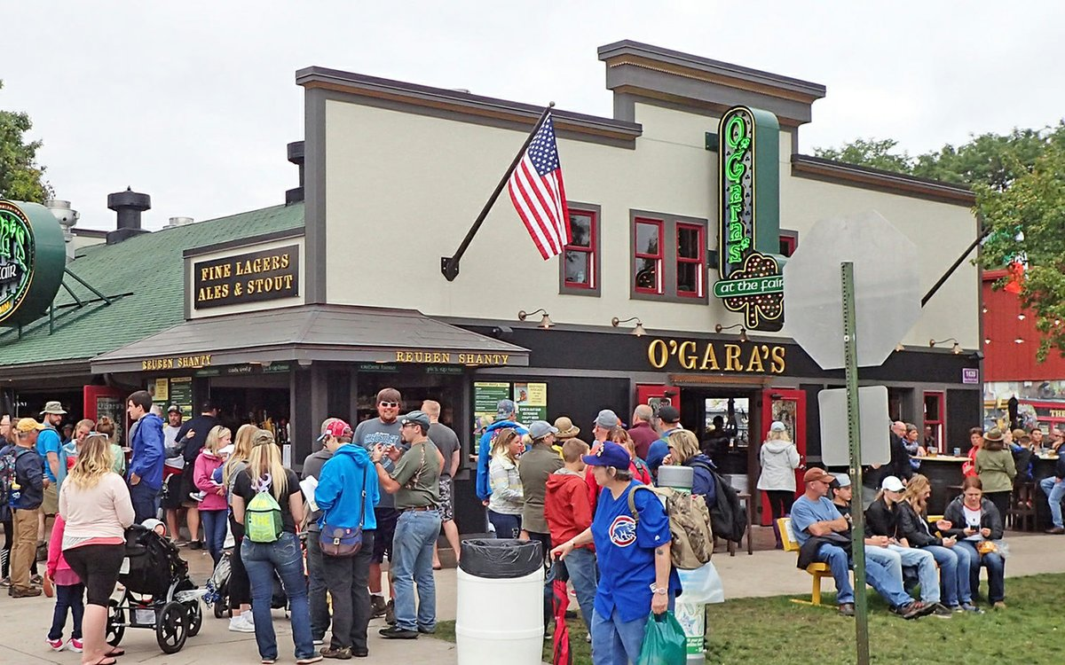 O'Gara's at the Minnesota State Fair... Still