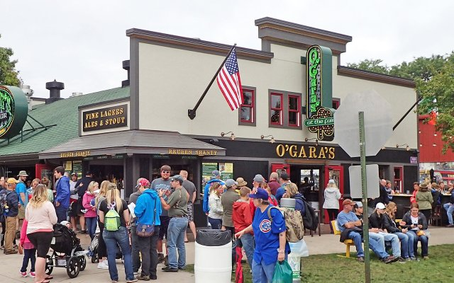 Old O'Gara's at the State Fair