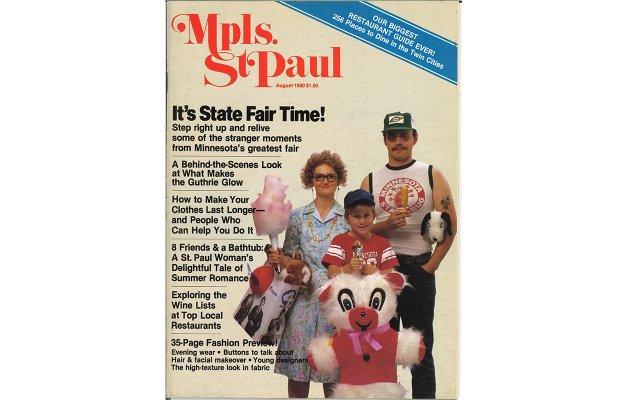 Mpls.St.Paul Magazine, August 1980