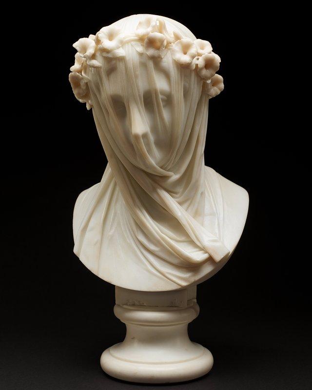 Raffaelo Monti, Veiled Lady