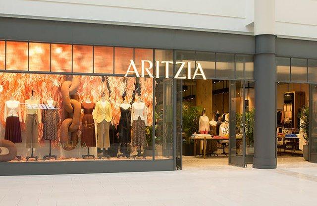 Aritzia store at Mall of America