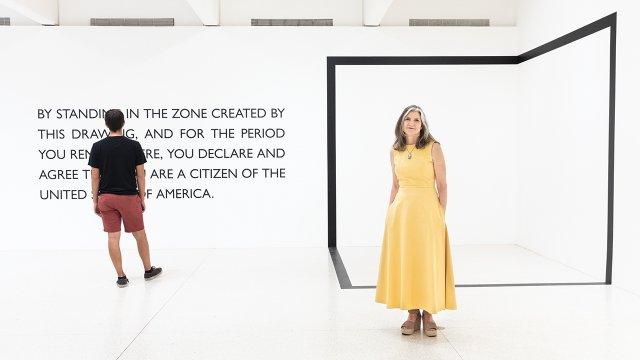 Mary Ceruti at The Walker Art Center