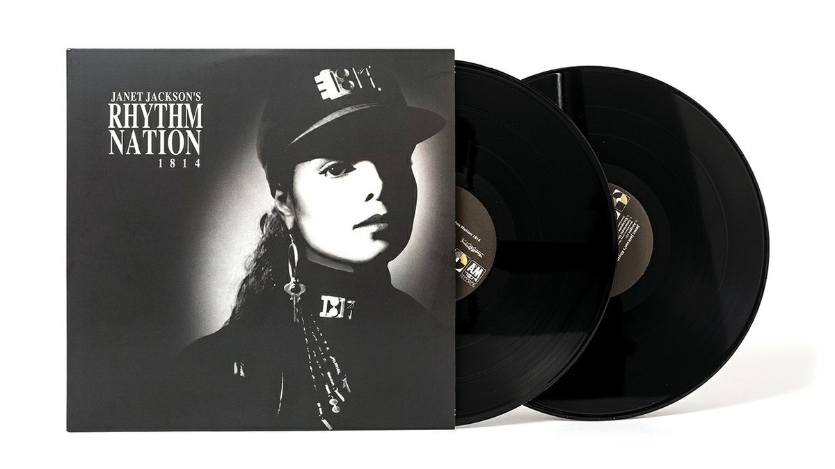 Why Janet Jackson Recorded Rhythm Nation in Minnesota - Mpls