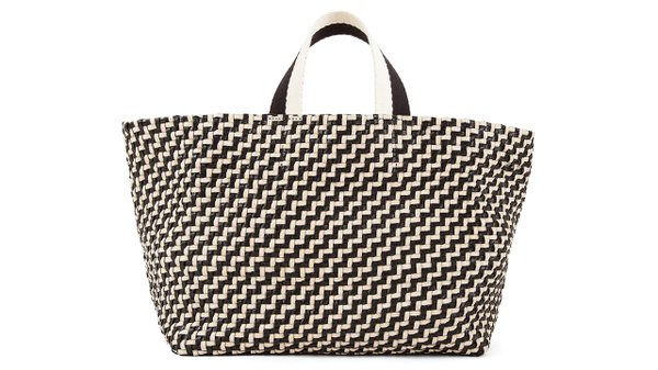 Bateau tote ($475), by Clare V.