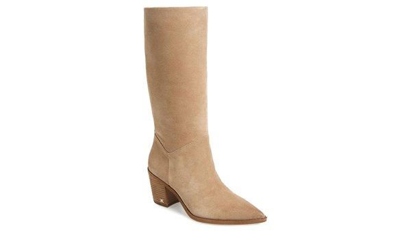 Mid-calf boot ($225), by Sam Edelman